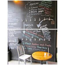 Chalk Board Chalkboard Blackboard Wall Sticker Removable Decal Mural Kids Vinyl