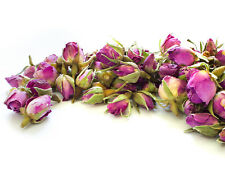 Pink Rose Buds, Dried Rose Flowers, Craft, Tea, Potpourri Soap Candle 5g - 500g