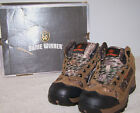 GAME WINNER~REALTREE CAMO SHOES~BOYS SIZE 5D~LACE-UP~WATERPROOF~HUNTING~HIKING