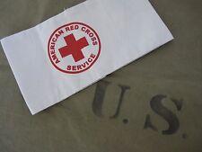 US Army Armbinde American Red Cross Service Unit Brassard USMC Vietnam Navy WW2