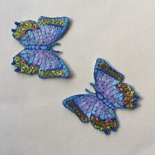 MINI IN ACCIAIO INOX VINTAGE ricamo punto croce forbici per forma di farfalla