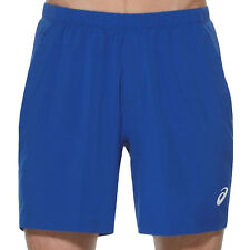 asics Mens Club Classic MOTIONDRY 7 Inch Gym Sports Running Shorts - AFB - S