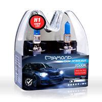 2x H1 8500K 12V 100W Effetto Xenon Ottica Alle Lampade Alogene Certificazione