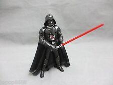 """Disney Star Wars Darth Vader with lightsaber Action Figure 8"""""""