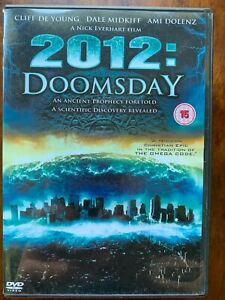 2012 Doomsday DVD 2008 Disaster Movie w/ Dale Midkiff + Ami Dolenz