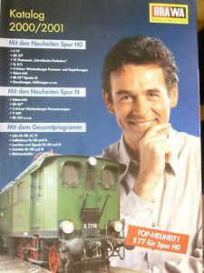 Brawa Katalog 2000/2001