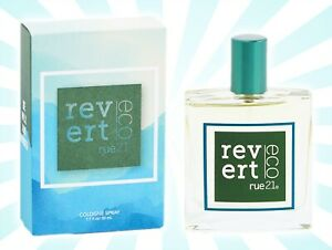 revert eco by rue21 Cologne Spray Fragrance For Him 1.7 OZ