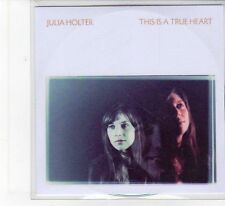 (FB624) Julia Holter, This Is A True Heart - 2013 DJ CD