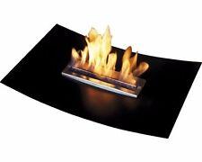 Schulte Kamineinsatz Bio-Ethanol schwarz 3 Brennstellen 60 cm x 40 cm x 12.5 cm