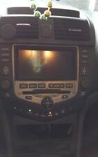 Honda Accord 2003-2007 OEM Navigation Head Unit Dual Climate Canada (works USA)