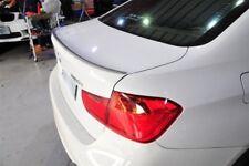 BMW dipinto 668 JET BLACK 3 Series F30 ABS 12-18 POSTERIORE BOOT LIP SPOILER stile M3