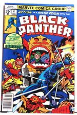 Black Panther  Vol. 1 (1977-1979)  #6  Marvel < NM > Jack Kirby
