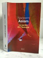 Nadeem Aslam El Jardín Persiana Novela Umbral 2013