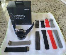 Samsung Galaxy Watch Smartwatch 46mm (Verizon LTE)  AMAZING CONDITION!! W/EXTRAS