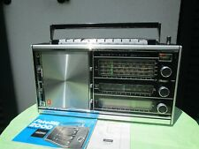 GRUNDIG SATELLIT 2000,  Weltempfänger, Transistorradio, Kofferradio, TOP!!!