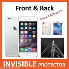 iPhone 6S PLUS Full Body INVISIBLE Screen Protector Shield FRONT & BACK