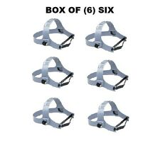 (6) Fibre-metal Custom-Fit Welding Helmet Replacement Headgears for 1CP 280-1CP