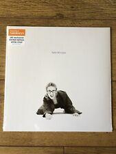 KYLIE MINOGUE WHITE VINYL LP SAINSBURYS EXCLUSIVE NEW / SEALED SELF TITLED