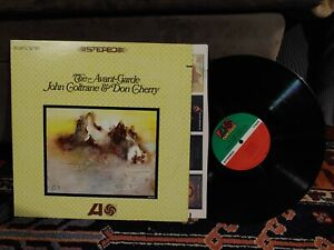 John Coltrane & Don Cherry LP The Avant-Garde Atlantic SD 1451