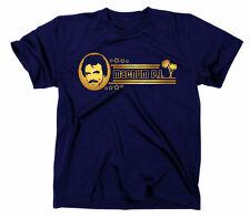 Magnum PI culto de camiseta, P.I Serie TV, Tom Selleck Camisa la Fan Logo