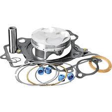 Top End Rebuild Kit- Wiseco Piston + Quality Gaskets Honda CRF450R 02-06 12.5:1