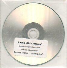 (292D) Arms, Kids Aflame - DJ CD