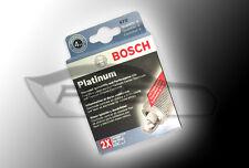 BOSCH 6712 PLATINUM SPARK PLUGS - SET OF 4
