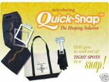 Magna Hoop QUICK-SNAP Brother/Babylock PR600/EMP GIFT