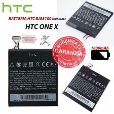 batteria originale htc BJ 83100 per One X BJ83100 pila sostitutiva 1800mAh bulk
