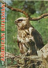 1963 American Rifleman Magazine: Red-Tailed Hawk/Mauser-Type Rifle