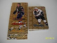 LOT OF 20 ULTRA  2007-08 GOLD MEDAILLON INCLUDE 3 ROOKIES AND 2 DOUBLES