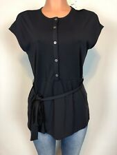 Ann Taylor LOFT $59 Women's Size XS Relaxed Blouse Cap Sleeve Career Casual Tops