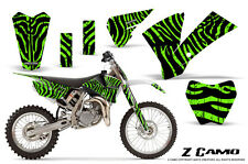 KTM SX85 SX105 2004-2005 GRAPHICS KIT CREATORX DECALS ZCAMO GNP