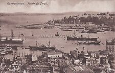TURKEY - Costantinople - Pointe du Serail 1928