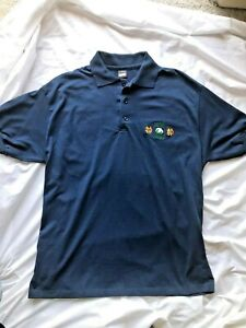Vintage polo shirt from 1993 Cotton Bowl - Notre Dame beat Texas A&M 28-3. Large