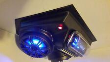 "Overhead Stereo Radio Console UTV Polaris RZR Ranger General Golf Cart 6.5"" LOUD"