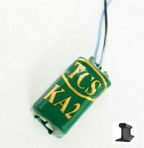 TCS KA2 ~ Keep-Alive ~ New Smaller Style ~ HO or N Scale ~ 1456