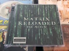 Matrix Reloaded The Album CD
