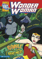 NEW Rumble in the Rainforest (Wonder Woman) by Sarah Stephens