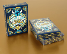 Shovel Knight Playing Cards (See Photos) Deck Switch PS4 Xbox Treasure Trove