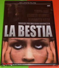 LA BESTIA / LA BETE Walerian Borowczyk - Français Español DVD R2 Precintada