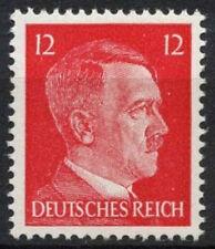 Alemania Tercer Reich 1941-42 Sg # 776, 12pf Scarlet Adolf Hitler Mnh Typo #d 5824