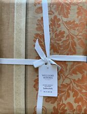 Williams-Sonoma Acorn Harvest Jacquard Tablecloth 70� X 144�