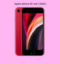 Apple iPhone SE 2.Gen 128GB ( 2020 ) RED ROT Smartphone versiegelt OVP NEU