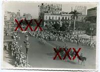KREUZER KARLSRUHE - orig. Foto, 12,7x17,7cm, Parade, Kuba, 1932 - Cuba, vintage