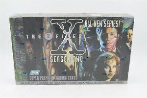X-Files Season 2 (1996) Topps Trading Cards