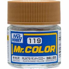 Gunze Sangyo Mr Hobby Mr Color Rlm 79 Sand Yellow German Wwii C119