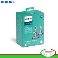 PHILIPS HL~ H4 2 LAMPADE LED X-treme Ultinon LED 6200K +160% 12V - 11342ULWX2