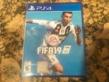 FIFA 19 (Sony PlayStation 4, PS4 2018) - BRAND NEW! FACTORY SEALED!