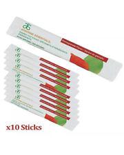Arbonne Fizz Sticks Pomegranate 10 Sticks Loose